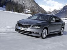 Škoda Superb, Фото: архив Škoda Auto