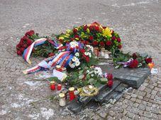 Jan-Palach-Denkmal (Foto: Martina Schneibergová)