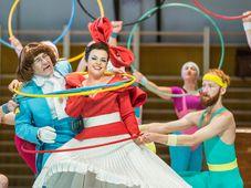 """""""Rummel in der Oper"""" (Foto: Národní divadlo)"""