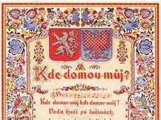 Z knihy Kde domov můj - Státní hymna České Republiky v proměnách doby