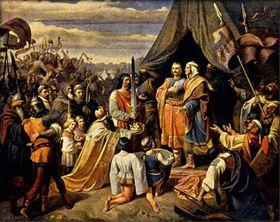 Přemysl Otakar I. und Vladislav Jindřich (Foto: Public Domain)