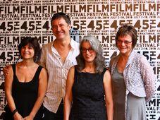 Guylaine Tremblay, François Papineau, Catherine Martin, Lorraine Dofour, photo: Štěpánka Budková