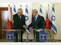 Miloš Zeman et Benjamin Netanyahou, photo: CTK
