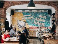 Café Můj šálek kávy, photo: Taste of Prague