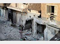 Maarat al-Numaan, Syrie, photo: CTK