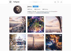 Jiří Šiftař's Instagram profile