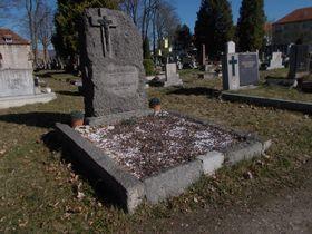 Neuer Friedhof (Foto: Eva Fréharová)