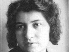 Dora Diamant in 1928