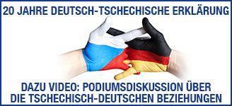 20 Jahre Deutsch-Tschechische Erklärung