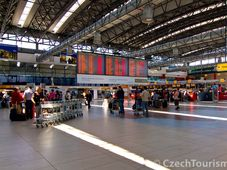 Prague's international airport, photo: CzechTourism