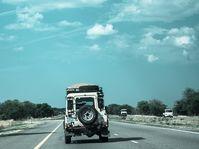 Gute Fahrt! - Šťastnou cestu! (Foto: Rendani Tshivhangani, Pixabay / CC0)