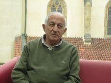Juan Goytisolo, foto: Gonzalo Núñez