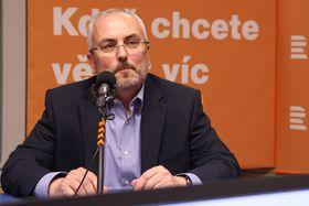 Petr Dufek (Foto: Jana Přinosilová, Archiv des Tschechischen Rundfunks)