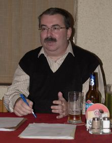 Jaroslav Krábek, photo: GNU License