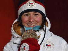 Veronika Vítková, photo: ČTK