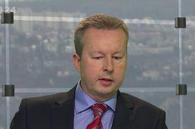 Richard Brabec, photo: ČT24
