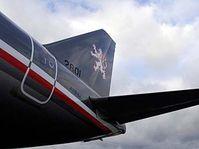 Airbus A-319 CJ, photo: CTK