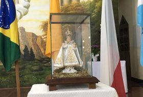Kopie Pražského Jezulátka vBatayporã, foto: Romuald Štěpán Rob