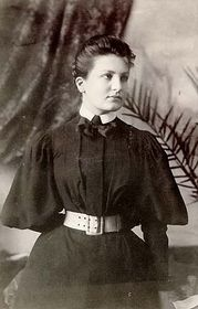 Alma Mahler, photo: Public Domain