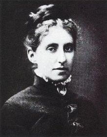 Charlotte Garrigue Masaryk, photo: Public Domain