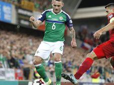 La selección checa de fútbol cae 0-2 frente a Irlanda del Norte, foto: ČTK