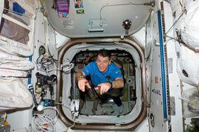 Paolo Nespoli (Foto: NASA, Public Domain)