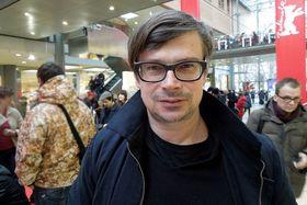 Jaroslav Rudiš, photo: Klára Stejskalová