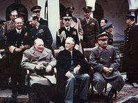 Konferenz in Jalta