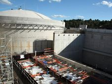 Reactor Jules Horowitz in ÚJV Řež, photo: Czech nuclear research and services group ÚJV Řež