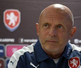 Karel Jarolím, photo: ČTK