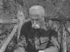 T. G. Masaryk à Lány, photo: Repro TGM v Lánech