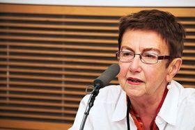 Jiřina Šiklová, photo: Alžběta Švarcová