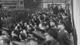 Februar 1948 (Foto: ČT24)