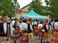 Chodenfest (Foto: Ivana Schweitzerová Kolaříková, Archiv des Tschechischen Rundfunks)