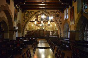 Rittersaal (Foto: Ondřej Tomšů)