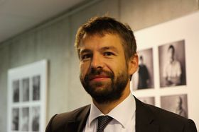 Robert Pelikán, photo: Noemi Fingerlandová