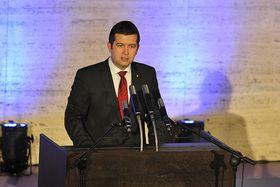 Jan Hamáček, foto: Filip Jandourek, ČRo