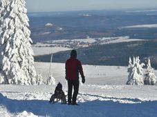 Krušné hory, photo: ČTK
