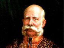 El emperador Francisco José I de Austria