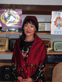 Yun Woo-mi, photo: Archives de Paul Jamet