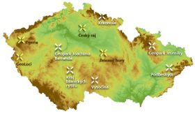 Zroj: Národní geoparky