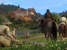 """""""Kingdom Come: Deliverance"""" (Foto: Archiv Warhorse Studios)"""
