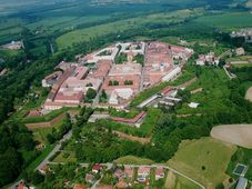 La citadelle de Josefov