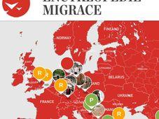 «Энциклопедия миграции» - снимок сайта