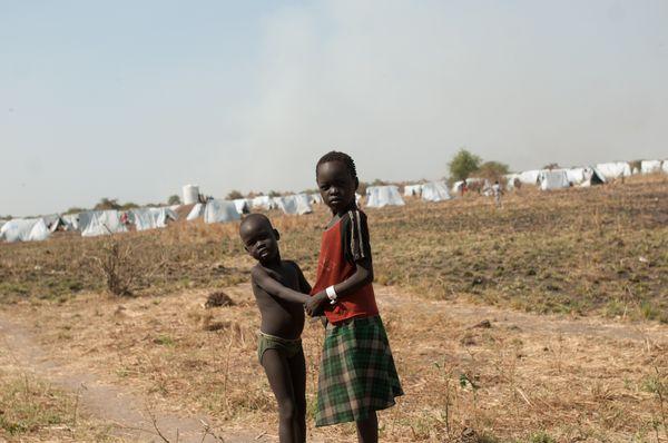 Leitchour refugee camp, Gambella region, Ethiopia, photo: © UNICEF Ethiopia/2014/Bizuwerk, CC BY-NC-ND 2.0