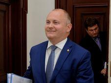 Michal Hašek, photo: ČTK