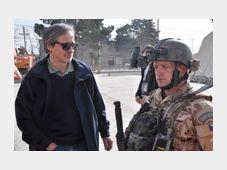 Martin Stropnický en Afghanistan, photo: ČTK