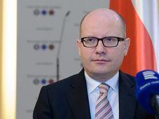 Bohuslav Sobotka, photo: Khalil Baalbaki