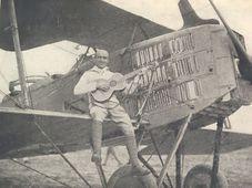 Карел Гашлер в 1918 году, фото: открытый источник