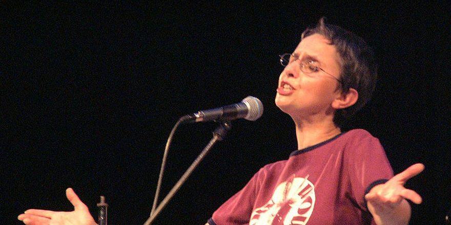 Zuzana Navarová, foto: Jonáš Hájek, CC BY-SA 3.0